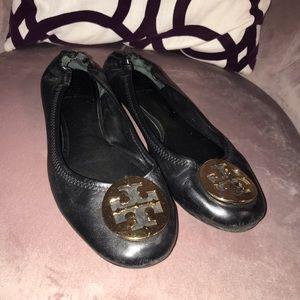 Shoes - Tory Burch reva flat
